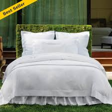 Matouk Ansonia Luxury Bedding Collection Dewoolfson Linens