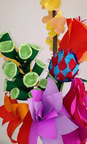 Handmade Flowers Paper - 149 best paper flowers images on pinterest crepe paper flowers