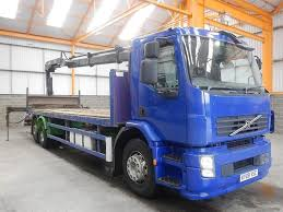 volvo 800 truck for sale volvo fe 26 tonne flatbed truck for sale hgv traders powered by
