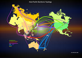 Network Map Apan Network Maps Asia Pacific Advanced Network Apan