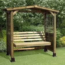 Hardwood Garden Benches Homemade Wooden Garden Benches Front Yard Landscaping Ideas