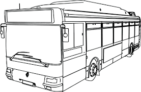 volkswagen bus drawing coloring pages vw bus coloring page cado pinterest buses and