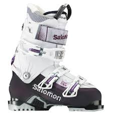 womens quest boots salomon quest 100 ski boots s 2014 evo
