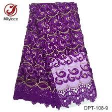 tissus robe de mari e africain dubaï tissu perle dentelle tissu robe de mariée en