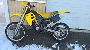 suzuki rm 125 125 cm 1991 tornio motorcycle nettimoto