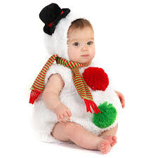 baby halloween costumes 3 6 months uk baby snowman infant toddler costume buycostumes com