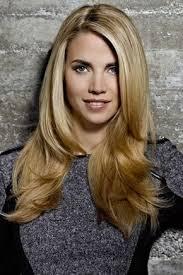 Frisuren Mittellange Haar Stufig by Die Besten 25 Stufenschnitt Lange Haare Ideen Auf