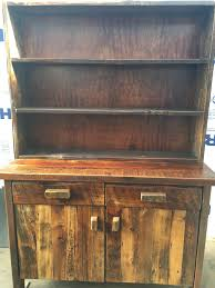 design your our kitchen hutch custom built to your specifications