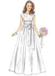 wedding dress patterns to sew best wedding dress patterns mccalls images styles ideas 2018