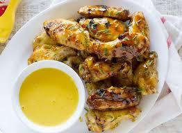 comment cuisiner des ailes de poulet facile d ailes de poulet moutarde et sirop d érable