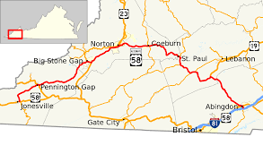 Castlewood State Park Trail Map by U S Route 58 Alternate Wikipedia
