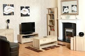 mercers furniture painted corona lamp nest tv bookcase tv unit and