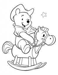 winnie the pooh fall coloring pages