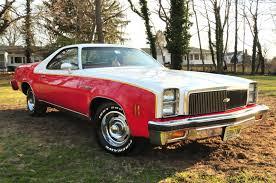 New Chevrolet El Camino 1977 Chevrolet El Camino Find Parts For This Classic Beauty At