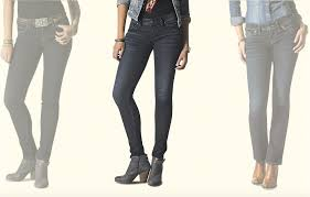 the best fitting women u0027s jeans for your particular curvature