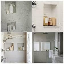 bathroom niche ideas designing the shower niche diy decorator
