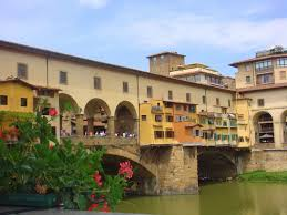 Italy Houses Houses On The Bridge In Florence Italy Wallpapers And Images