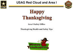 thanksgiving health safety tips