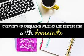 jobs for freelance writers and editors work from home writing and editing for domainite