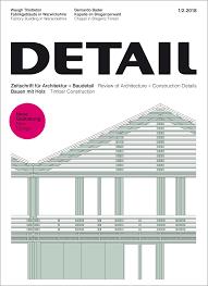 archive detail magazine of architecture construction details