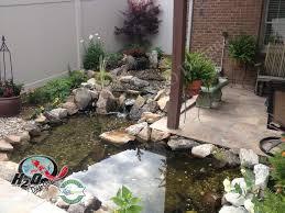 KOI Pond Backyard Pond  Small Pond Ideas For Your Kentucky - Backyard pond designs small