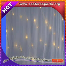 sale wedding wall cloth decoration led twinkle light star led