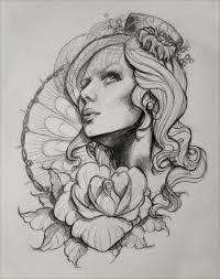Tatoo Design - design sketch 1 by illogan on deviantart
