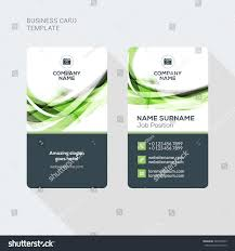 two sided business cards