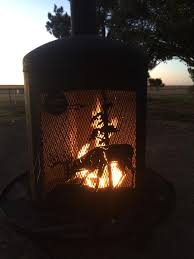 Custom Metal Fire Pits by Route 66 Metal Works Custom Cut Metal Products Custom Texas Custom