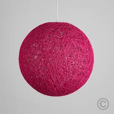 minisun round wicker ceiling pendant light shade easy fit
