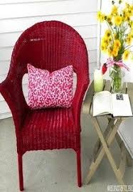 how to spray paint wicker spray paint wicker painted wicker and