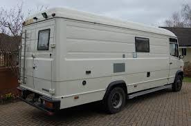 overland camper mercedes benz vario 814d lwb expedition overland camper van