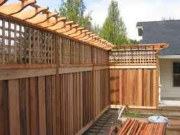 Pergola Top Ideas by Love The Pergola Over The Fence With Privacy Screening Perfect To