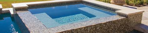 photos hgtv contemporary pool and elevated spa with waterfalls