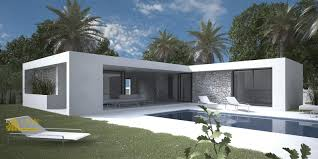 design villa l0300 special offer new to build modern design villa in
