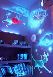 you definitely need to see these awesomest glow paint ideas for