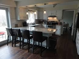 bi level kitchen designs kitchen with split level kitchen design ideas pendant enchanting