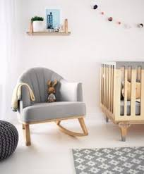 Grey Nursery Rocking Chair The Rocking Chair Your Nursery And Sore Back Has Been Out