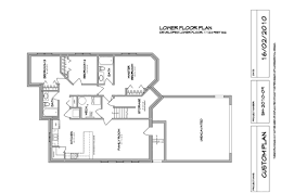 Floor Plan Two Storey by The Marco 1763 Sq Ft Split Level Shergill Homes