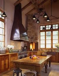 kitchen fireplace designs 10 ways to add spark with a fireplace kitchens shelves and storage