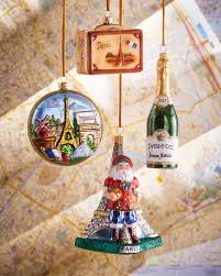 blown glass handcrafted ornament neiman