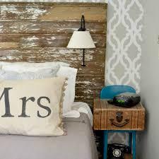 12 diy headboard ideas for your rustic or farmhouse bedroom