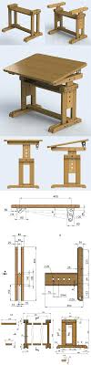 How To Build Drafting Table Build Drafting Table Yourself A Portable Anikkhan Me Beautiful