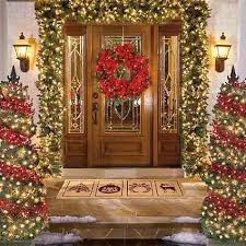Christmas Decorations Outdoor Images by 30 Outdoor Christmas Decorations Decoholic