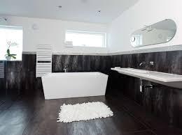 White Fluffy Bathroom Rugs Bathroom Wonderful Black Bedroom Ideas With Black Ceramic Floor