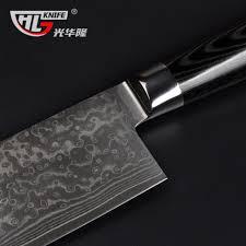 aliexpress com buy japanese damascus kitchen knives nakiri knife
