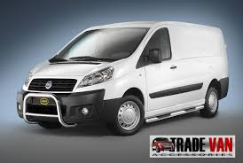 fiat scudo front a bar bull bars cobra scudo van accessories trade