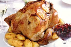 roast turkey recipe taste of home lemon roast turkey with hazelnut fig lebanese recipes