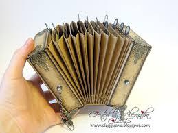 accordion photo album vintage style accordion pockets album tutorial mini albums