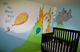 nursery mural wall cartoon themed painting showcase how to